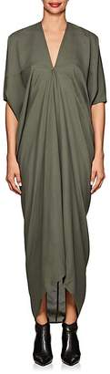 Rick Owens Women's Draped Crepe Kite Dress