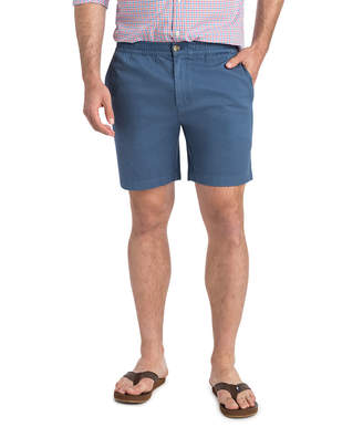 Vineyard Vines 7 Inch Cotton Jetty Shorts