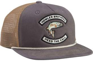 9c29a0ca746 Howler Brothers Trout Snapback - Men s