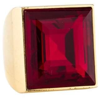 Michael Kors Crystal Cocktail Ring