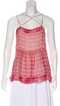 Etoile Isabel Marant Silk Sleeveless Top w/ Tags