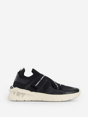 Vfts VFTS BLACK 1ST VELCRO STRAP SNEAKERS