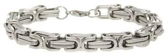 Jean Claude Byzantine Chain Stainless Steel Bracelet