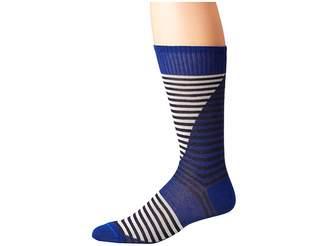 Missoni Intarsia Socks Men's Crew Cut Socks Shoes