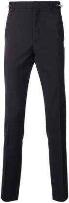 Valentino stud detail slim fit trousers