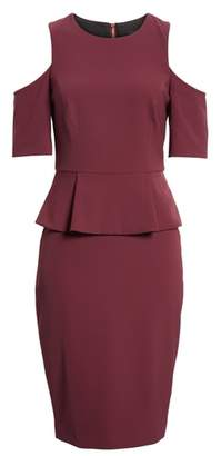 Ted Baker Peplum Pencil Dress