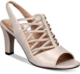 df2928957557 Impo Vadelia Stretch Slingback Sandals Women Shoes