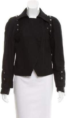 Viktor & Rolf Casual Wool Jacket