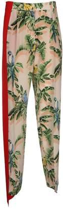 Stella McCartney Pants Banda Rossa