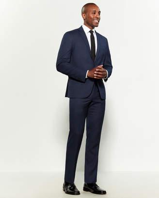 Kenneth Cole Reaction Slim Fit Check Suit