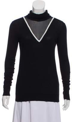 Rachel Zoe Knit Turtle Neck Sweater