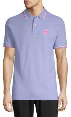 Psycho Bunny Tipping Polo Tee