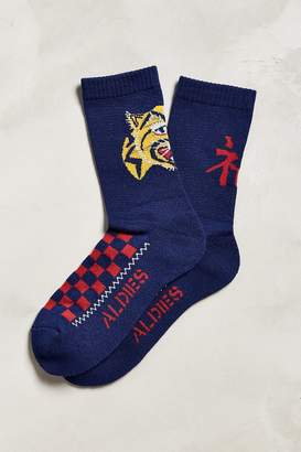 Aldies Souvenir Sock