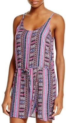 Lucky Brand Desert Dancer Dress Swim Cover Up $58 thestylecure.com