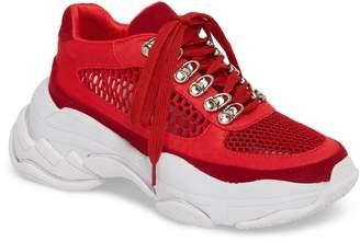 Jeffrey Campbell Hotspot Lace-Up Sneaker