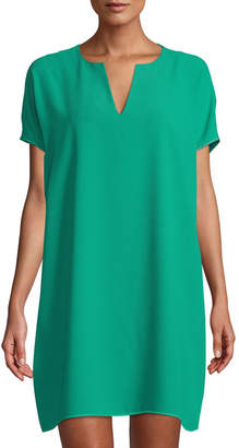 Diane von Furstenberg Kora Dolman-Sleeve Shift Dress