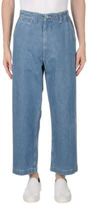 E. Tautz Denim trousers