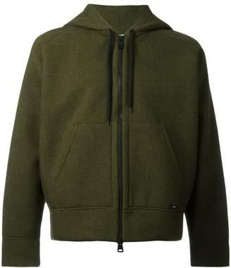 Ami Alexandre Mattiussi zipped hoodie