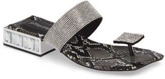 Jeffrey Campbell Alise Embellished Sandal