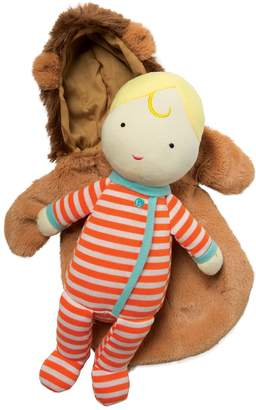 Manhattan Toys Snuggle Baby Lion