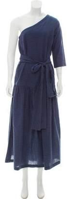 Mara Hoffman Imogen One-Shoulder Dress