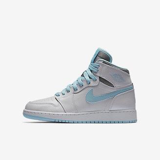 Jordan Retro 1 High Big Kids' Shoe $95 thestylecure.com
