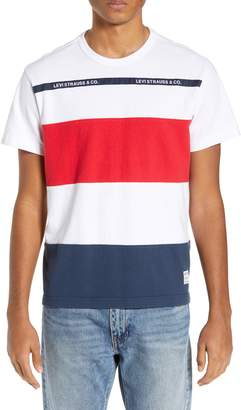 Levi's TM) Mighty Made Colorblock T-Shirt