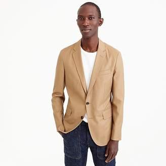 J.Crew Ludlow Slim-fit unstructured blazer in American wool