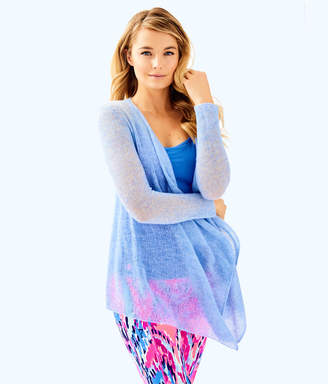 Lilly Pulitzer Kassy Cashmere Cardigan