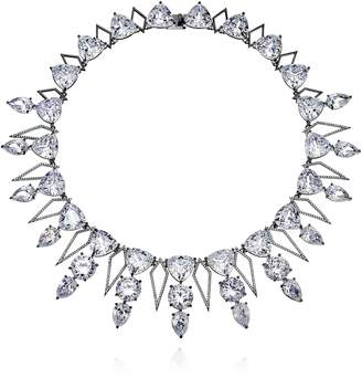 Noir Callaly Statement Necklace, 16""