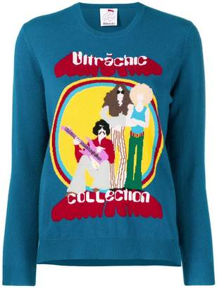 N. Ultràchic rock n' roll sweater