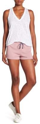 Socialite Drawstring Stripe Shorts