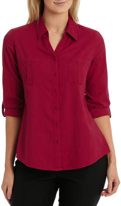 Regatta Must Have Cotton 3/4 Sleeve Shirt