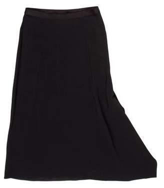 Helmut Lang Knee-Length Draped Skirt w/ Tags