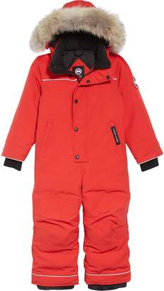 c9e87497f Canada Goose Red Kids  Nursery