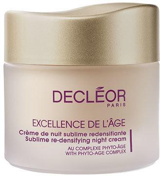 Decleor 'Excellence De L'age' Sublime Re-Densifying Night Cream