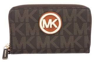 MICHAEL Michael Kors Monogram Phone Wristlet