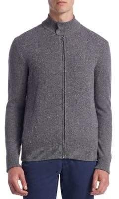 Saks Fifth Avenue COLLECTION Donegal Wool Sweater