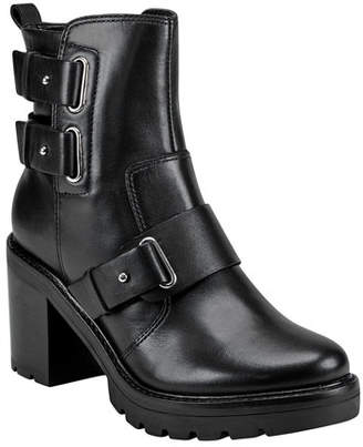 Marc Fisher Dream Lug Leather Booties