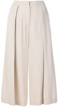 Fabiana Filippi wide leg cropped pants