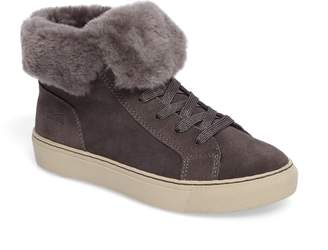 Cougar Downey Waterproof Genuine Shearling Sneaker