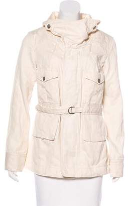 Diesel Utility Zip-Up Jacket