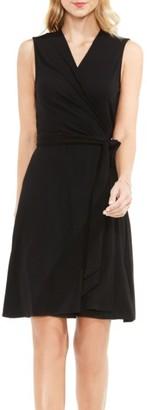 Women's Vince Camuto Wrap Dress $99 thestylecure.com