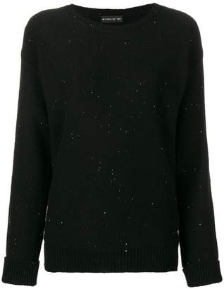 Etro crewneck sequin sweater