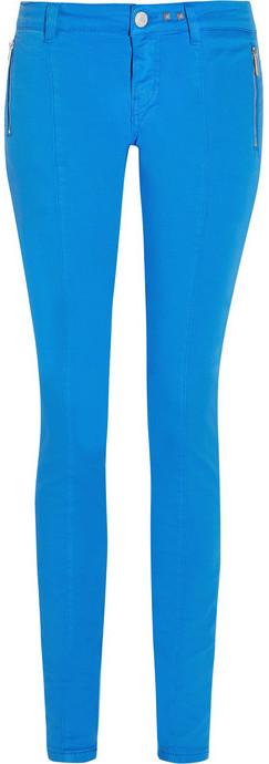 Karl Lagerfeld Domar mid-rise skinny jeans