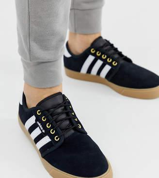 adidas Seeley sneakers in black