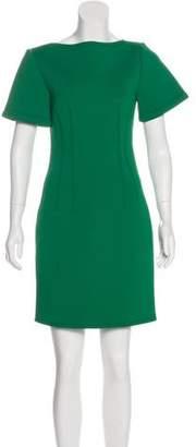 Lanvin Structured Mini Dress