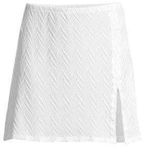 Gottex Swim Textured Cover-Up Skirt