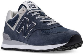 New Balance Men 574 Casual Sneakers from Finish Line