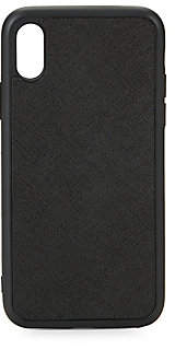 TDE TDE Leather iPhone X Case